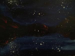 Acrylic on canvas, 11x14, 2015